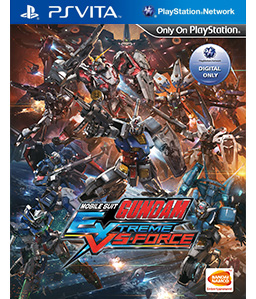 Mobile Suit Gundam Extreme VS-Force Vita