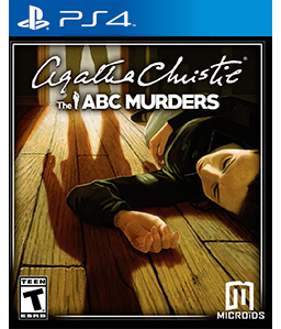 Agatha Christie - The ABC Murders PS4