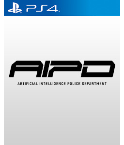 AIPD - Artificial Intelligence Police Department PS4