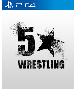 5 Star Wrestling ReGenesis PS4