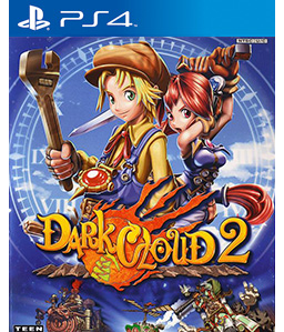 Dark Cloud 2 PS4