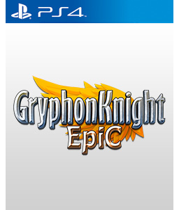 Gryphon Knight Epic PS4