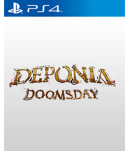 Deponia Doomsday PS4