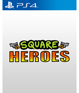 Square Heroes PS4