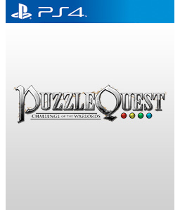 PuzzleQuest: Challenge of the Warlords PS4