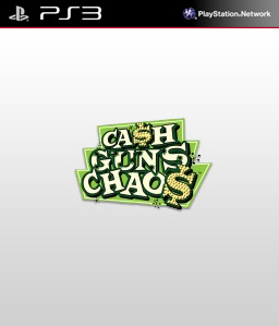 Cash Guns Chaos DLX PS3