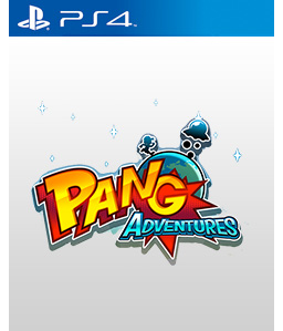 Pang Adventures PS4