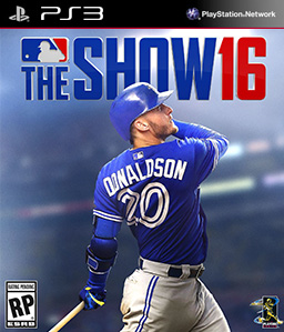 MLB 16 The Show PS3