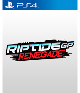 Riptide GP: Renegade PS4