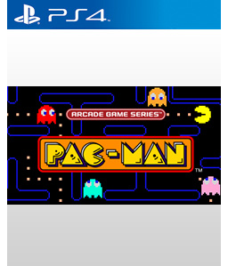Pac-Man PS4