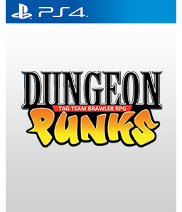 Dungeon Punks PS4