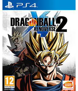 Dragon Ball Xenoverse 2 PS4