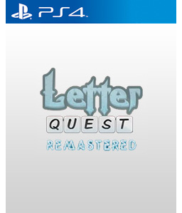 Letter Quest Remastered PS4