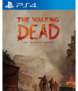 The Walking Dead: Season 3 - A New Frontier PS4