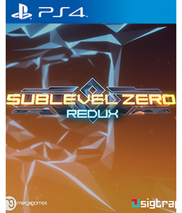 Sublevel Zero - Redux PS4