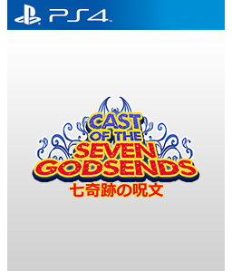 Cast Of The Seven Godsends PS4