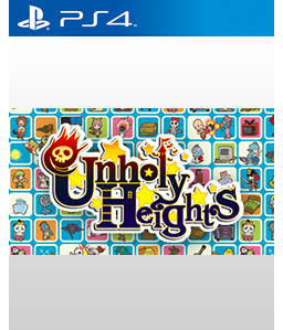 Unholy Heights PS4