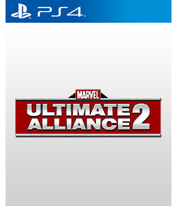 Marvel Ultimate Alliance 2 PS4
