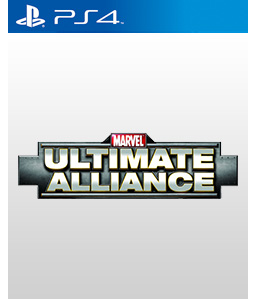 Marvel: Ultimate Alliance PS4