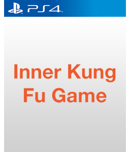 Inner Kung Fu Game PS3