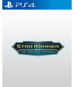 Star Hammer: The Vanguard Prophecy PS4