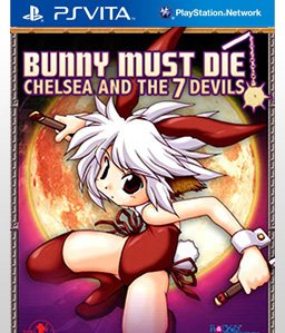 Bunny Must Die! Chelsea and the 7 Devils Vita Vita