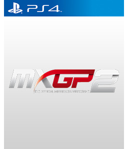 MXGP2 - The Official Motocross Videogame Compact PS4