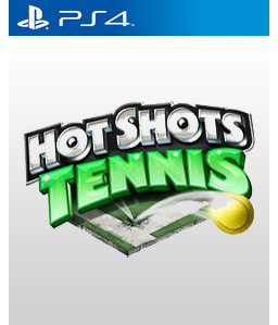 Hot Shots Tennis PS4