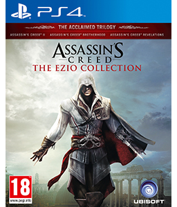 The Ezio Collection - Assassin's Creed Brotherhood PS4