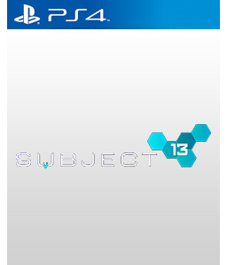 Subject 13 PS4