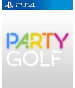 Party Golf PS4