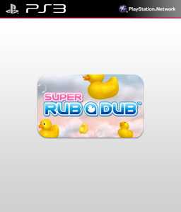 Super Rub-a-Dub PS3
