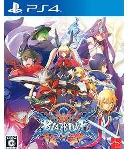 Blazblue Centralfiction PS4