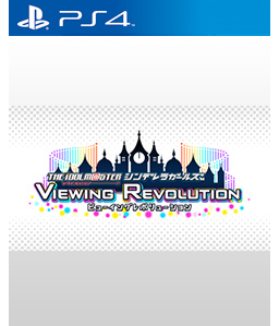 The Idolm@ster Cinderella Girls: Viewing Revolution PS4