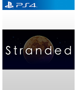 Stranded: A Mars Adventure PS4