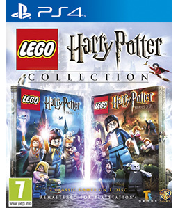 LEGO Harry Potter Collection: Years 1-4 PS4