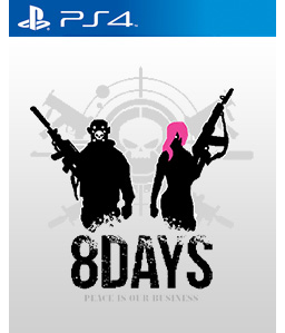 8DAYS - Peace is our Business PS4