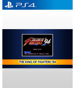 The King of Fighters \'94 PS4
