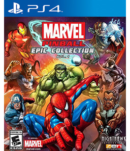 Marvel Pinball: Epic Collection Vol. 1 PS4