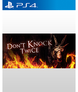 Don\'t Knock Twice PS4