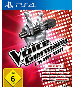 The Voice of Germany - I want you PS4