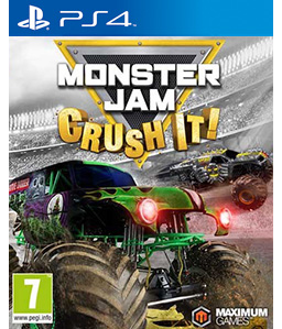 Monster Jam: Crush It! PS4