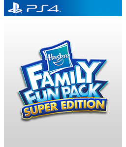 Hasbro Family Fun Pack - Super Edition PS4