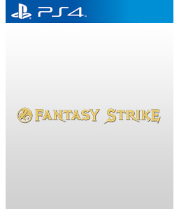 Fantasy Strike PS4