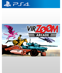 VirZOOM Arcade PS4