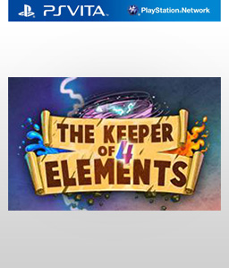 The Keeper of 4 Elements Vita Vita