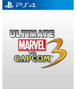 Ultimate Marvel vs. Capcom 3 PS4