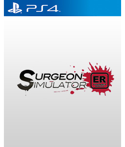 Surgeon Simulator ER PS4