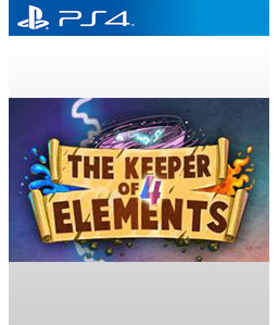 The Keeper of 4 Elements PS4