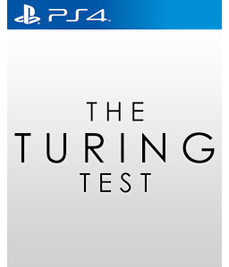 The Turing Test PS4